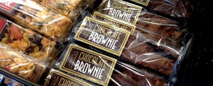 Exquisite brownie