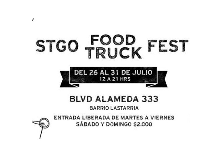 STGO FOOD TRUCKFEST